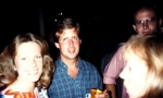 1986: Jenny and Nick Campbell, Keith Clementson